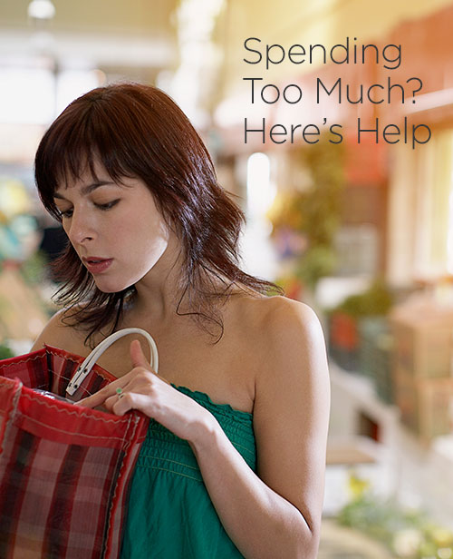 Spending Too Much? Here's Help