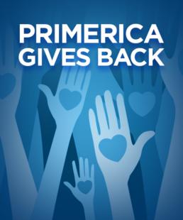 primerica gives back
