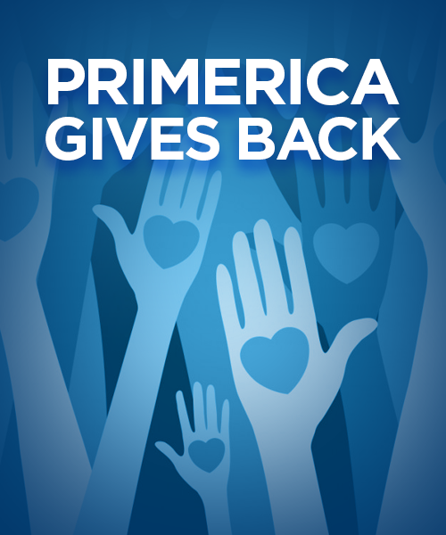 primerica gives back
