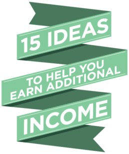 fifteen income ideas