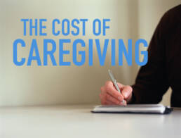 cost caregiving
