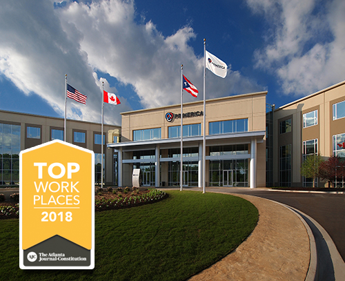 Top Workplace 2018