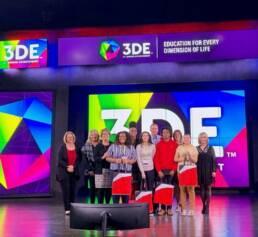 NHS 3DE Final Presentations at Primerica MAR19