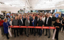 PTIC Ribbon Cutting