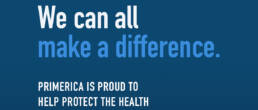 Graphic that says We can all make a difference.